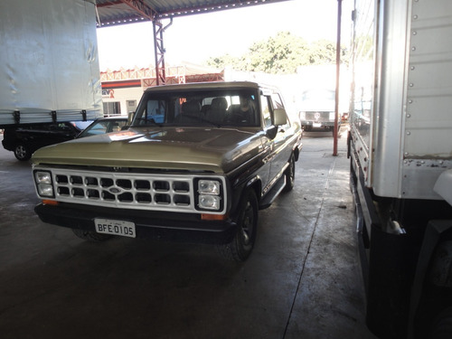 Ford F1000 Ano 90 Dupla