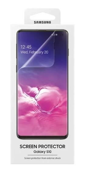 Protector De Pantalla Original Samsung Galaxy S10