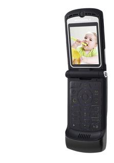 Motorola Razr V3 Rede Gsm Desbloqueado Telefone Móvel Intern
