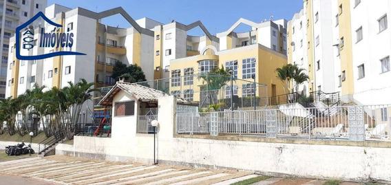 Apartamento Com 2 Dormitórios Para Alugar, 52 M² Por R$ 900/mês - Jordanópolis - Arujá/sp - Ap0118