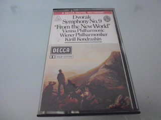 Cassette / Dvorak Symphony No 9 From The New World Vienna /