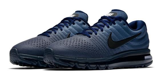 Polvos Azules Zapatillas Air Max 2017 Nike Zapatillas en
