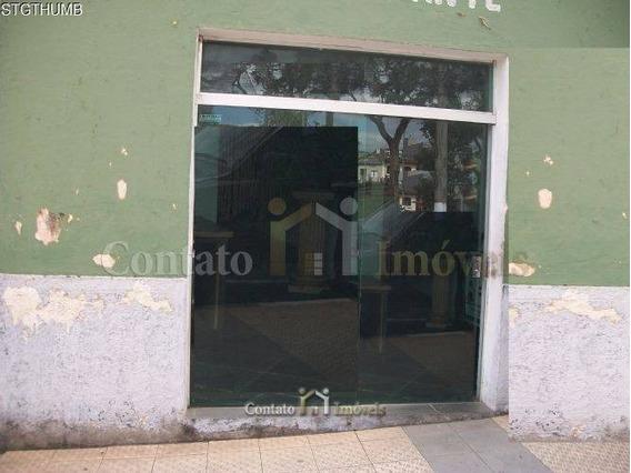 Casa Comercial À Venda Com Salão Em Atibaia - Cc0089-1