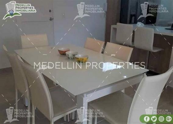 Furnished Apartment For Rental Envigado Cod: 5074