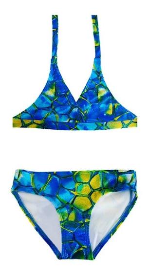 Bikini Mermaids123 Crystal Blue