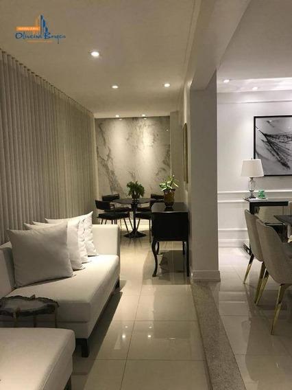 Apartamento Residencial À Venda, Jundiaí, Anápolis. - Ap0300