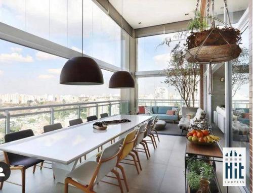 Imagem 1 de 14 de Apartamento À Venda, 382 M² Por R$ 5.000.000,00 - Vila Mariana - São Paulo/sp - Ap3560