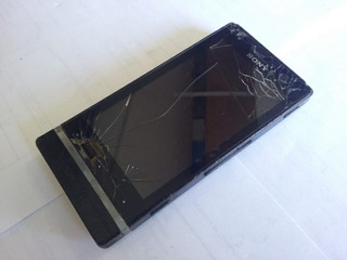 Celular Sony Xperia U St25a 3,5¨ Com Defeito - 2250