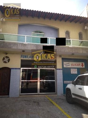 Imagem 1 de 30 de Casa Com 2 Dormitórios Para Alugar, 200 M² Por R$ 3.000,00/mês - Vila Costa - Suzano/sp - Ca0340