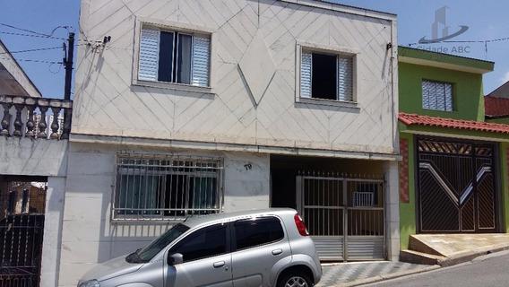Sobrado Residencial À Venda, Boa Vista, São Caetano Do Sul. - So0008