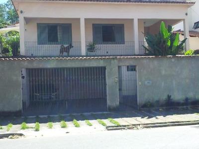Casa Para Venda Em Volta Redonda, Jardim Belvedere, 4 Dormitórios, 2 Suítes, 5 Banheiros, 4 Vagas - 156