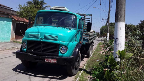 Caminhão 1111 Ano 1969