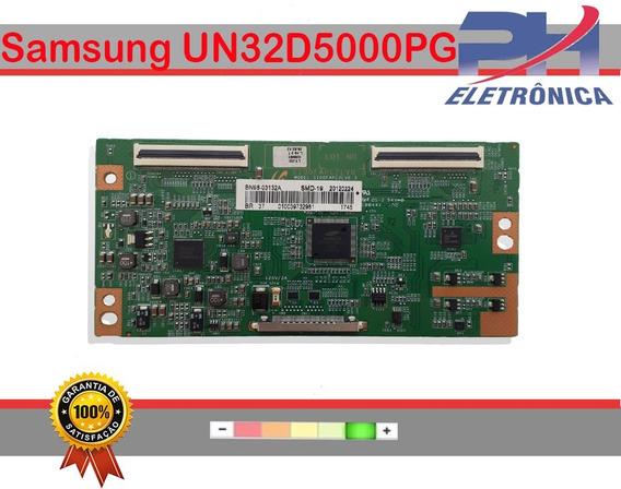 Placa T-con Tv Samsung Un32d5000pg