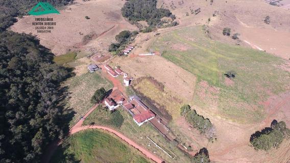 Fazenda A Venda No Bairro Zona Rural Em São Lourenço - Mg. - 255-1