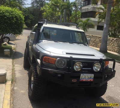Toyota Fj Cruiser 4x4 Sincronica
