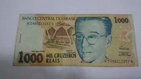 Celula Nota De Mil Cruzeiros Reais