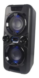 Parlante Portátil Winco W-240. Karaoke, Luces, Bluetooth