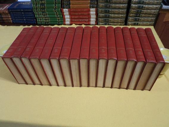 Enciclopedia Barsa 1967, Completa 16 Volumes Com Dicionario!