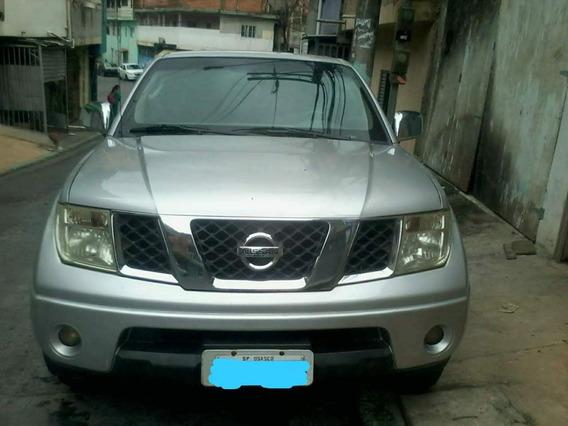 Nissan Frontier 2.5 Sel Cab. Dupla 4x4 4p