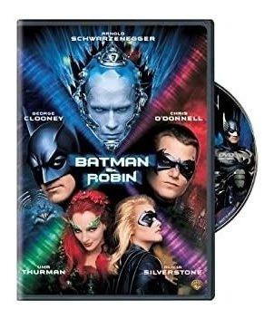 Imagen 1 de 1 de Batman & Robin Batman & Robin Repackaged Usa Import Dvd