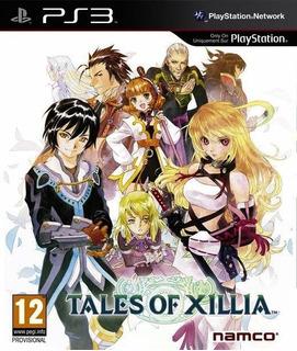 Tales Of Xillia Ps3 Original Entrega Inmediata
