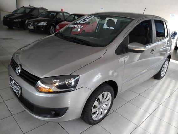 Volkswagen Fox G2 1.0 Completo Prata 2013