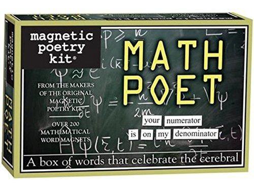 Kit Poesia Magnetica Pms Poeta