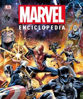 Enciclopedia Marvel - (edición En Español)