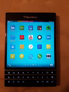 Blackberry Passport 32gb - Impecable