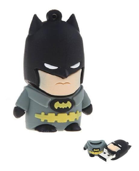 Pendrive 32 Gb Marvel Dc Liga Da Justiça Batman