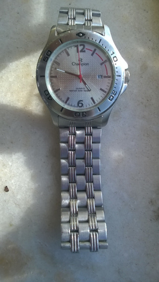 Lindo Relógio Champion Modelo Clássico 50 Metros Coleção