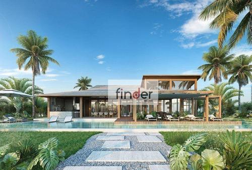 Imagem 1 de 25 de Fazenda Boa Vista. A Casa Tropical, 1120 M², Arquitetura Contemporânea, 7 Suítes, Adega, Piscina Raia 25m, Spa Com Hidromassagem, Academia E 7 Vagas - Ca0994
