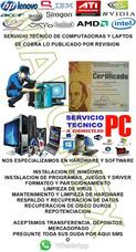 Servicio Técnico De Computadoras Y Laptos