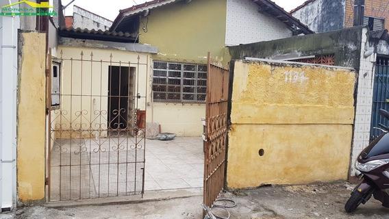 Casa Na Ocian, 2 Dormitórios, Venha Conferir Aqui Na Imobiliária Em Praia Grande. - Mp12832