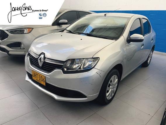Renault Logan Expression Aut Jht106