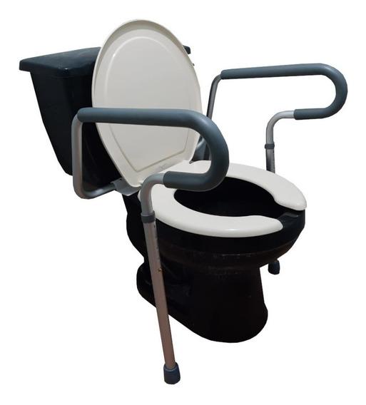 Chasis De Seguridad Para Baño - Brazos Ayuda Wc