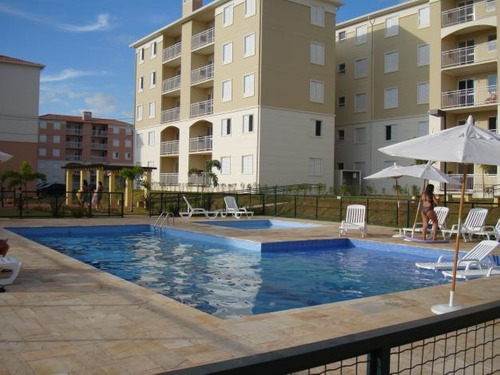 Imagem 1 de 15 de Apartamento Com 3 Dormitórios À Venda, 70 M² Por R$ 340.000,00 - Vila São Francisco - Hortolândia/sp - Ap0164
