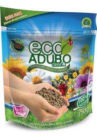 Ecoadubo - Adubo Orgânico 100% Natural
