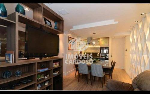 Imagem 1 de 11 de Apartamento Com 2 Dormitórios À Venda, 72 M² Por R$ 636.000,00 - Vila Andrade - São Paulo/sp - Ap0319