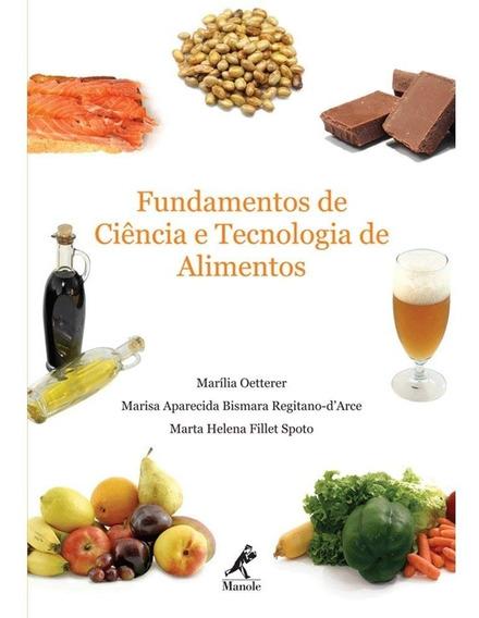 Fundamentos De Ciência E Tecnologia De Alimentos Marília Oet