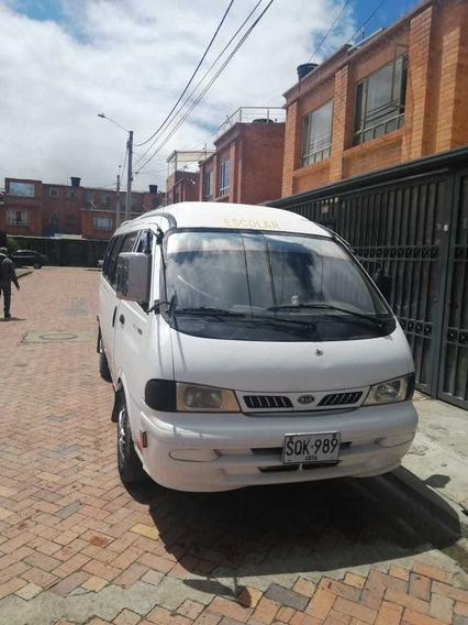 Kia Pregio Motor 3000 Diesel