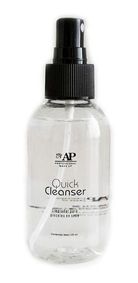 Limpiador De Pinceles En Seco Quick Cleanser 125ml - Ap
