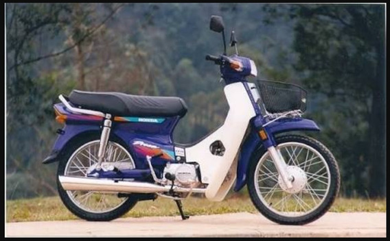Honda Dream 98
