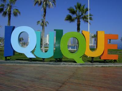 Frente A Playa Cavancha, Iquique