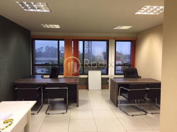 Excelente Sala Comercial Na Granja Viana - Rx11292