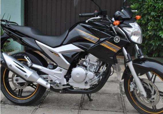 Yamaha Ys 250 Fazer Ano:2010 Cod:0002