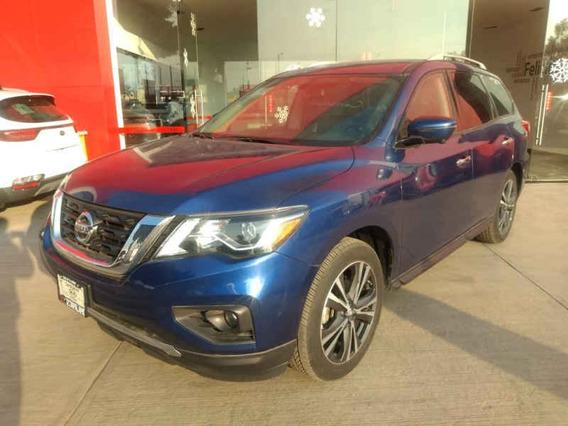 Nissan Pathfinder 2018 Exclusive V6/3.5 Aut