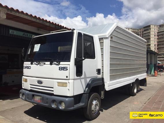 Camiones Cava Ford Cargo 815