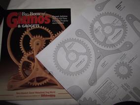 Revista Gizmos E Gadgets Marcenaria Relogio Woodcraft