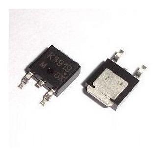 Transistors Mosfet Smd 2sk K3919 - K3919 Nova Pronta Entrega